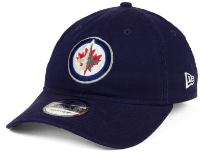 Winnipeg Jets New Era NHL Relaxed 9TWENTY Strapback Cap
