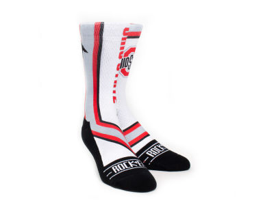 Ohio State Buckeyes Rock 'Em Basketball Jersey Series Sock