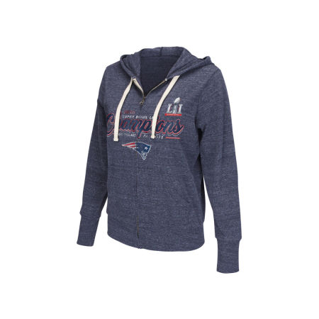 New England Patriots NFL Women's Super Bowl LI Champ Hooded Sweatshirt