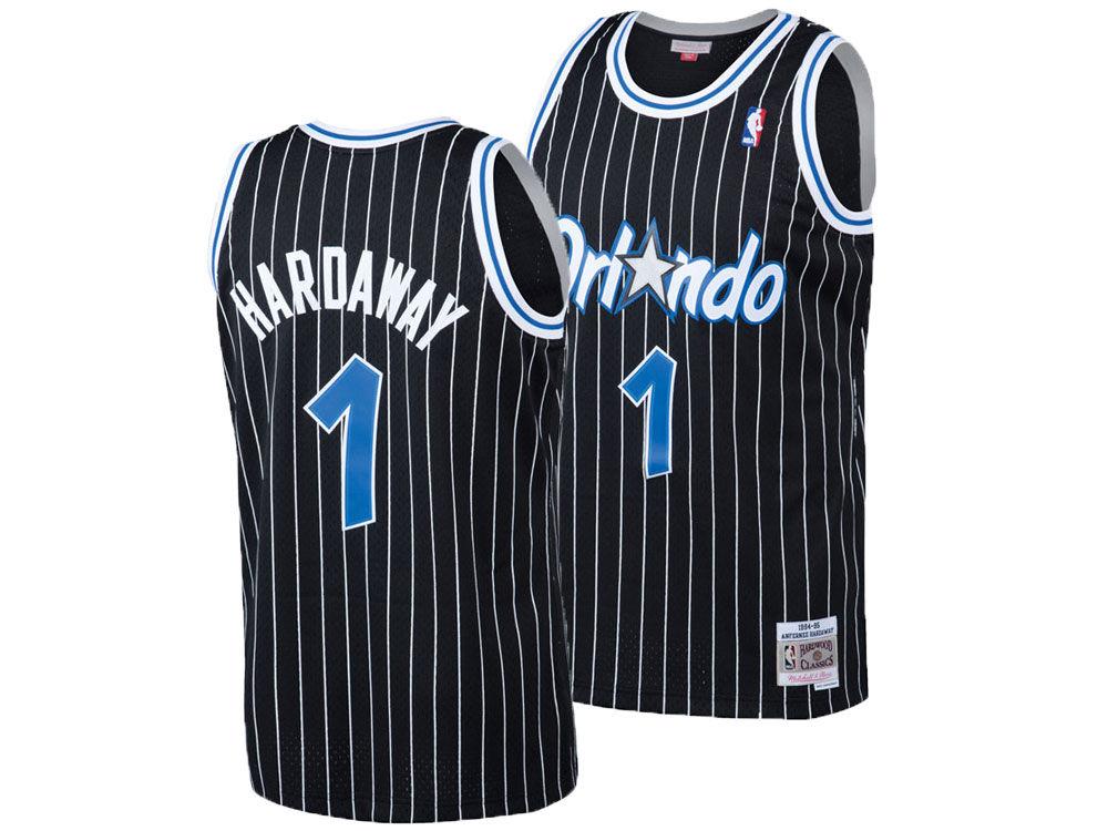 Orlando Magic Penny Hardaway Mitchell   Ness NBA Men s Hardwood Classic  Swingman Jersey  8a092e42a