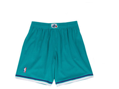Charlotte Hornets Mitchell & Ness NBA Men's Swingman Shorts