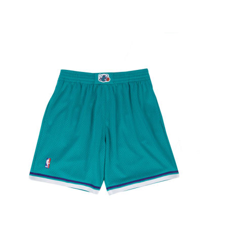 Charlotte Hornets Mitchell & Ness NBA Men's Swingman Shorts