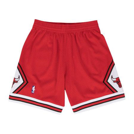 Chicago Bulls Mitchell & Ness NBA Men's Swingman Shorts