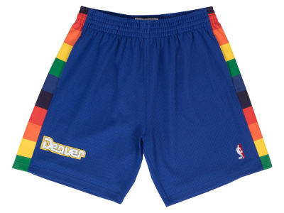 Denver Nuggets Mitchell & Ness NBA Men's Swingman Shorts