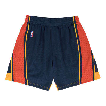 Golden State Warriors Mitchell & Ness NBA Men's Swingman Shorts