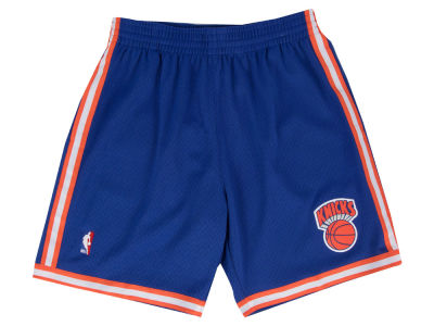 New York Knicks Mitchell & Ness NBA Men's Swingman Shorts