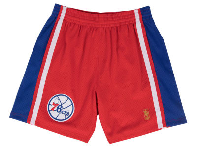 Philadelphia 76ers Mitchell & Ness NBA Men's Swingman Shorts