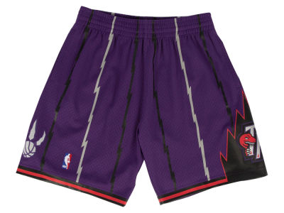 Toronto Raptors Mitchell & Ness NBA Men's Swingman Shorts
