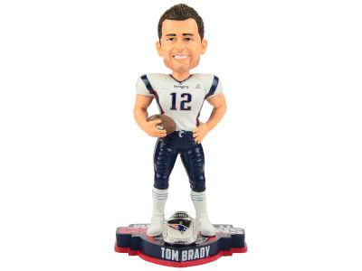 New England Patriots Tom Brady Bobblehead