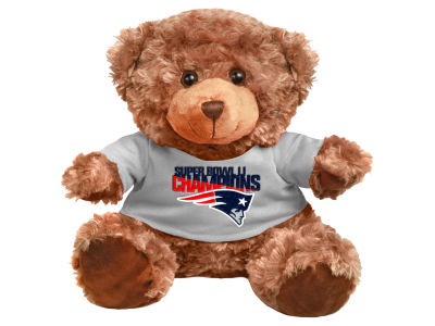 New England Patriots Event Seated Shirt Bear