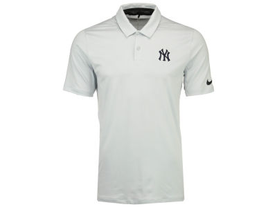 New York Yankees Nike Golf MLB Men's Mobility Control Stripe Polo