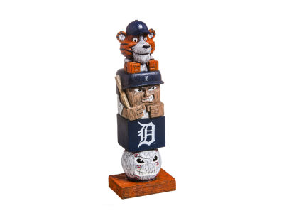 Detroit Tigers Evergreen Enterprises Tiki Totem