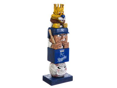 Kansas City Royals Evergreen Enterprises Tiki Totem