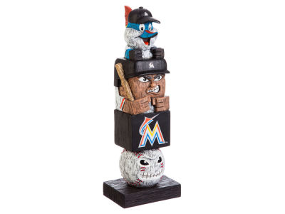 Miami Marlins Evergreen Enterprises Tiki Totem