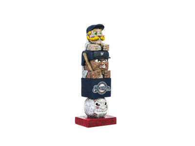 Milwaukee Brewers Tiki Totem