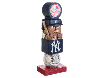New York Yankees Evergreen Enterprises Tiki Totem