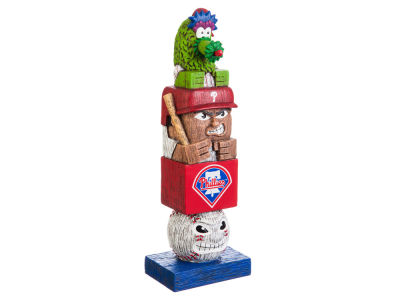 Philadelphia Phillies Evergreen Enterprises Tiki Totem