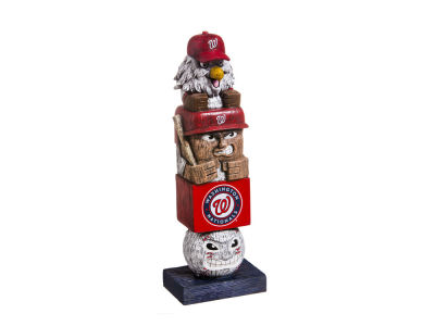 Washington Nationals Evergreen Enterprises Tiki Totem