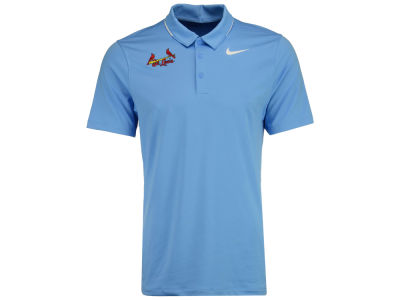 St. Louis Cardinals Nike Golf MLB Men's Icon Elite Polo