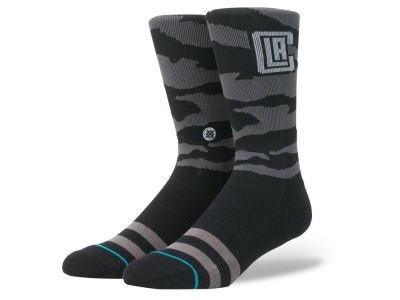 Los Angeles Clippers Stance NBA Nightfall Crew Socks