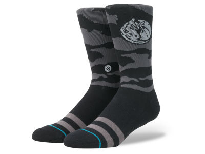 Dallas Mavericks Stance NBA Nightfall Crew Socks