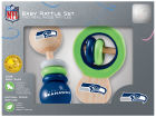 Seattle Seahawks Baby Rattle Set Toys & Games