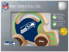 Seattle Seahawks Baby Push & Pull Toy Toys & Games