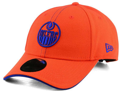 Edmonton Oilers New Era NHL League Classic 9FORTY Adjustable Cap