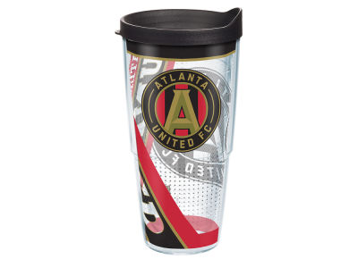 Atlanta United FC Tervis 24oz All Over Colossal Wrap Tumbler