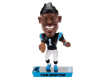 Carolina Panthers Cam Newton Caricature Bobblehead