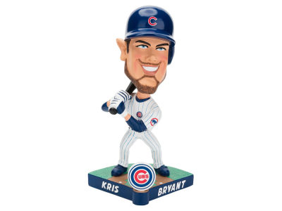 Chicago Cubs Kris Bryant Forever Collectibles Caricature Bobblehead