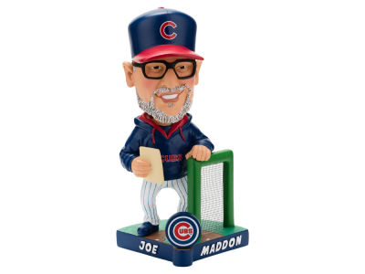 Chicago Cubs Joe Maddon Forever Collectibles Caricature Bobblehead