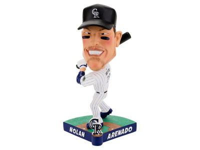 Colorado Rockies Nolan Arenado Caricature Bobblehead