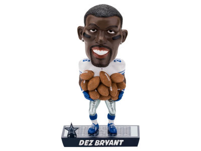 Dallas Cowboys Dez Bryant Caricature Bobblehead