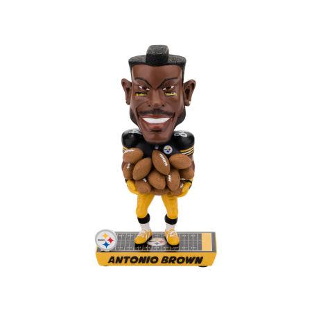 Pittsburgh Steelers Antonio Brown Caricature Bobblehead