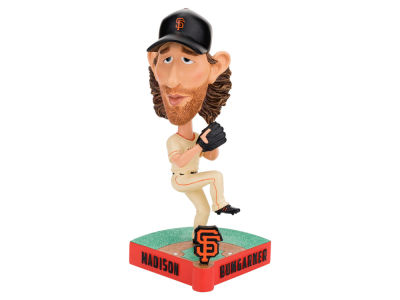 San Francisco Giants Madison Bumgarner Caricature Bobblehead