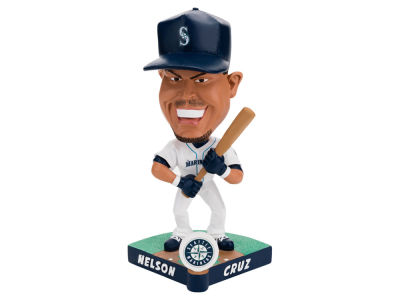 Seattle Mariners Nelson Cruz Caricature Bobblehead