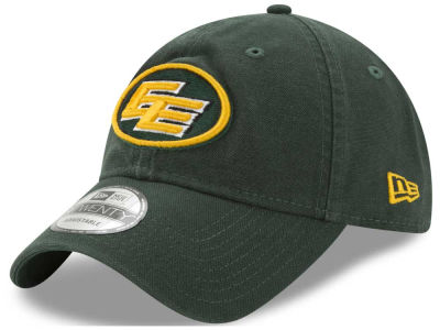 Edmonton Eskimos New Era CFL Core Classic Primary 9TWENTY Cap