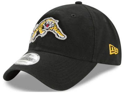 Hamilton Tiger-Cats New Era CFL Core Classic Primary 9TWENTY Cap