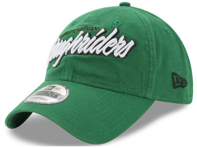 Saskatchewan Roughriders New Era CFL Core Script 9TWENTY Cap