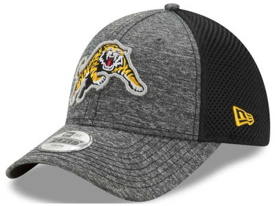 Hamilton Tiger-Cats New Era CFL Youth Shadow Turn 9FORTY Cap