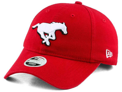 Calgary Stampeders New Era CFL Women's Preferred 9TWENTY Cap