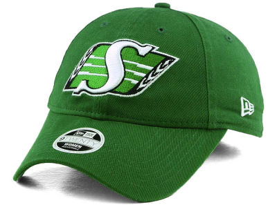 Saskatchewan Roughriders New Era CFL Women's Preferred 9TWENTY Cap
