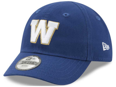 Winnipeg Blue Bombers New Era CFL My 1st 9FORTY Adjustable Cap
