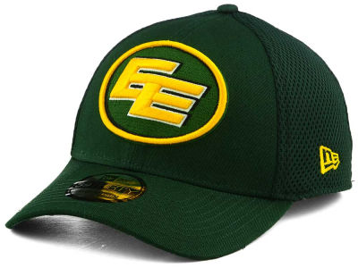 Edmonton Eskimos New Era CFL Mega Team 39THIRTY Cap