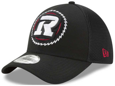 Ottawa RedBlacks New Era CFL Toddler Mega Team Neo Flex Cap