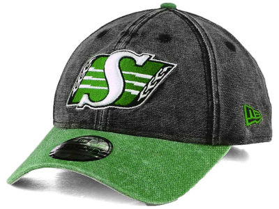 Saskatchewan Roughriders New Era CFL Rugged Canvas 9TWENTY Cap