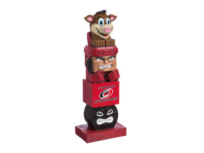 Carolina Hurricanes Evergreen Enterprises Tiki Totem