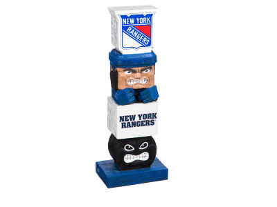 New York Rangers Evergreen Enterprises Tiki Totem