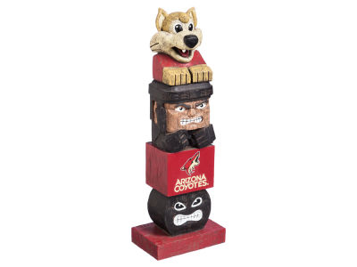 Phoenix Coyotes Evergreen Enterprises Tiki Totem